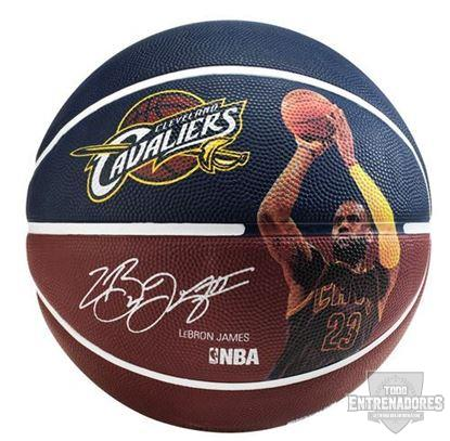 Foto de Balón NBA  player ball Lebron James