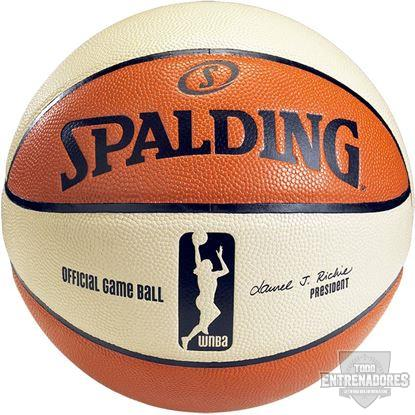 Foto de Balón WNBA GAME BALL