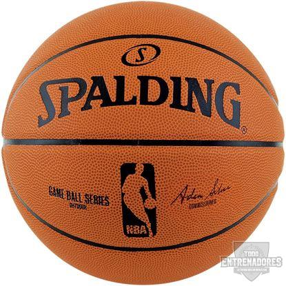 Foto de Balón NBA game ball replica