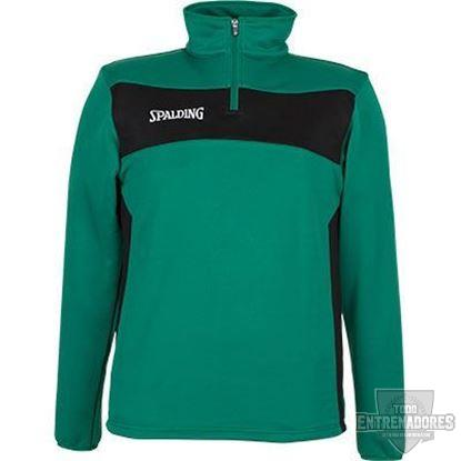 Foto de Sudadera evolution II 1/4 zip top