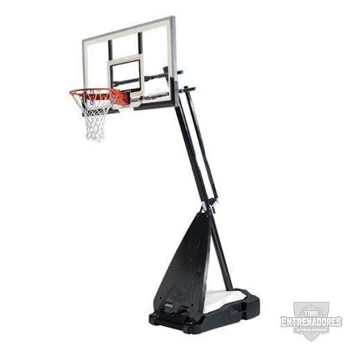 Foto de Canasta NBA ultimate hybrid portable