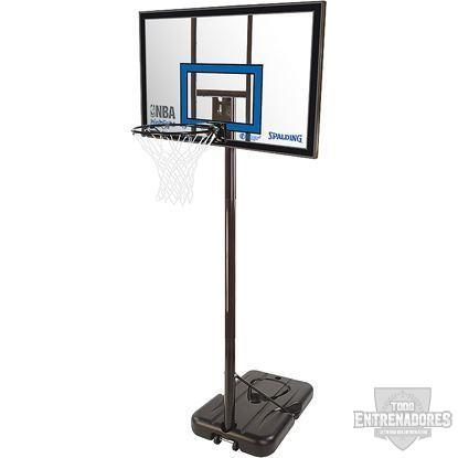 Foto de  Canasta NBA highlight acrylic portable