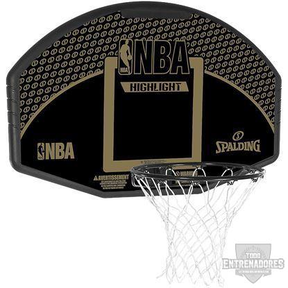 Foto de  Tablero NBA highlight backboard fan