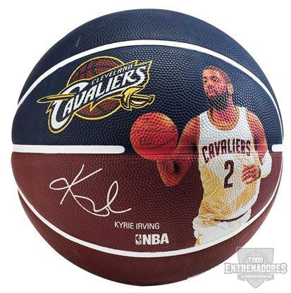 Foto de  Balón NBA player ball Kyrie Irving