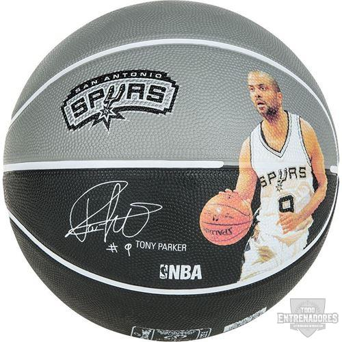 Foto de Balón NBA player ball Tony Parker