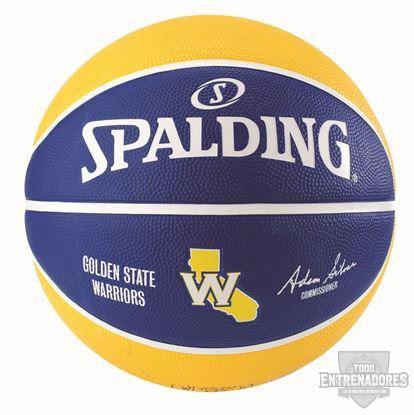 Foto de Balón NBA  team ball Golden State Warriors