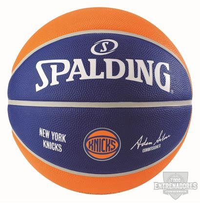 Foto de Balón NBA team ball Ny Knicks