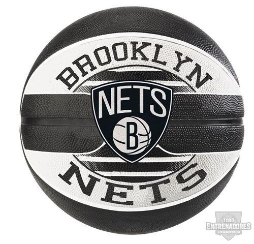 Foto de Balón NBA   BROOKLYN NETS