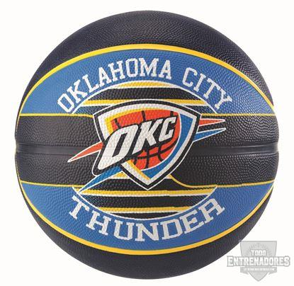 Foto de Balón NBA team ball Oklahoma City Thunder