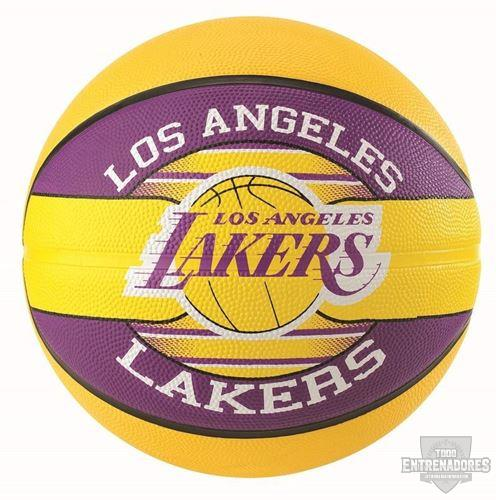 Foto de Balón NBA team ball La Lakers