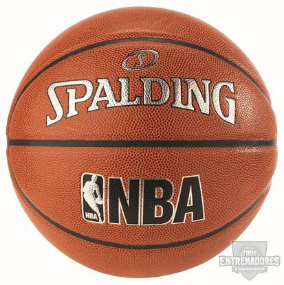 Foto de Balón Junior NBA in/out