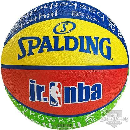 Foto de Balón Jr. NBA / rookie gear out