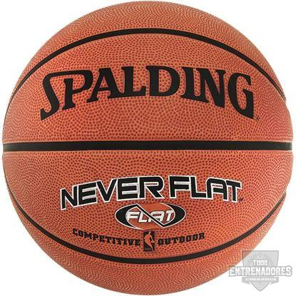 Foto de Balón NBA neverflat outdoor