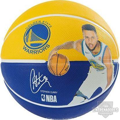 Foto de NBA PLAYER BALL STEPHEN CURRY